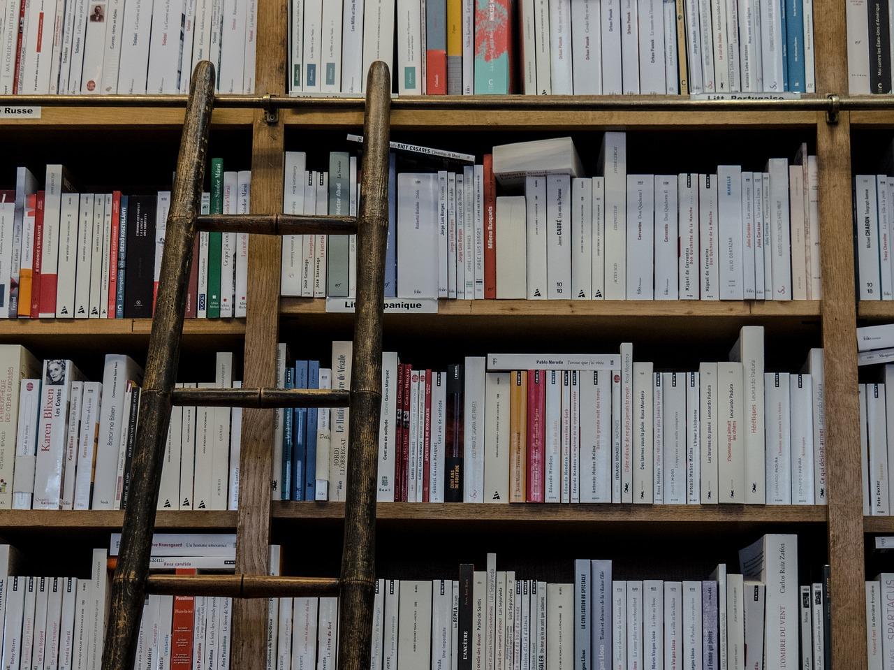 Des conseils pour fabriquer une bibliothèque